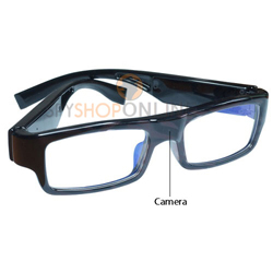 Spy 1080P HD Secret Specs Camera
